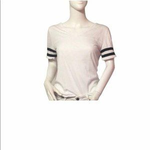 WHITE TEE BY AMBIENCE SZ M